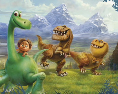 The Good Dinosaur Hidden Numbers Game