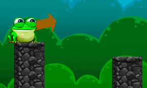 Frogger Jump Game