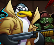 Zombies Vs Penguins Game