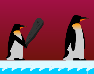The Littlest Penguin Game