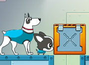 Dogs in Space Game