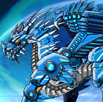 Robot Ice Dragon Game