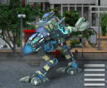 Robot Armored Fighter New War Game