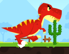 T Rex Runner Game