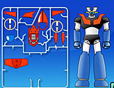 Robot Build Mazinger Z Game