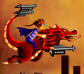 Dragon Fight Game