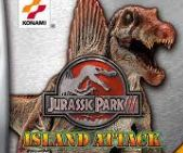 Jurassic Park III Island Attack Game