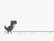 T Rex Dino Runner Game