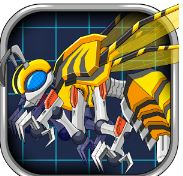 Toy Jurassic Robot Bee Game