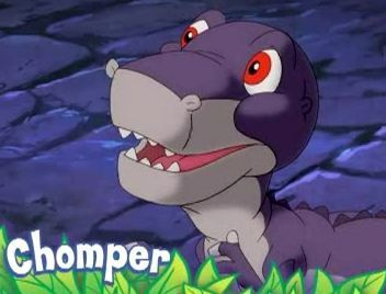 Chomper Game