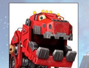 Dinotrux Puzzle Game