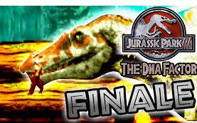 Jurassic Park The DNA Factor Game