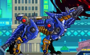 Toy Robot War Robot Wolf Age Game