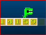 Dinosaur Pi Runner Game
