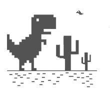 Chrome Dino Run Game