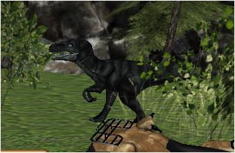 Dino ATV Adventures 3D Game