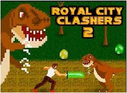 Royal City Clashers 2 Game
