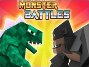 Monster Battles Game