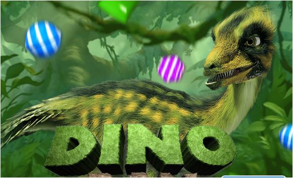 Dino Dan Candy Shooter Game