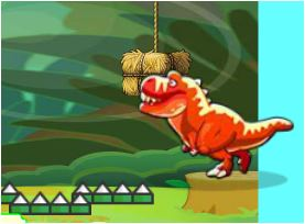Dinosaur Escaped Game
