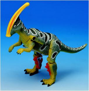 Toy War Robot Corythosaurus Game