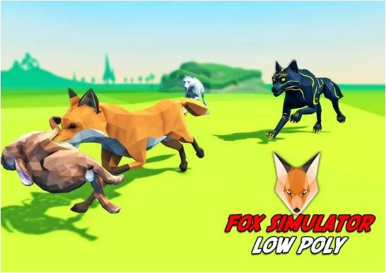 Fox Family Simulator Game