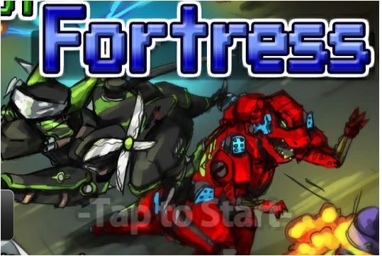 Dino Robot Fortress Game