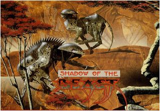Shadow of the Beast Game