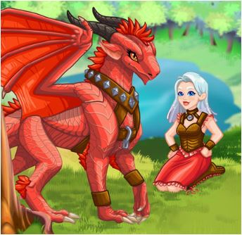 Girls Fix It Magical Creature Game