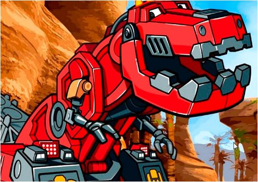 Dinotrux Memory Match Game