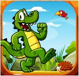 Crocodile Adventure World Game