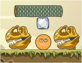 Protecting Dinosaur Eggs Game