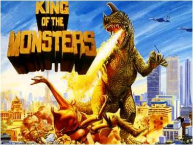 Classic King of the Monsters Game