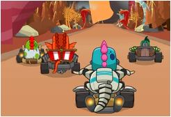 Kizi Kart Racing Game