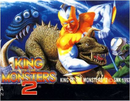Classic King of the Monsters 2 Game