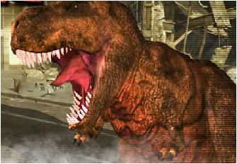You Are The Tyrannosaurus Rex Game