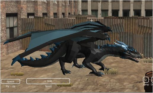 Dragon Simulator Multiplayer Game