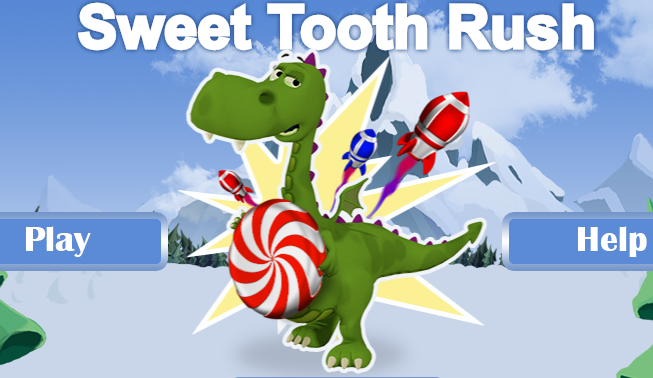 Sweet Tooth Rush Game
