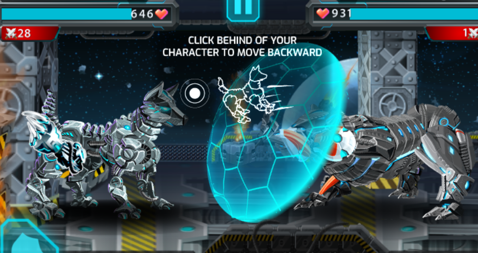 Cyber Champions Arena Game