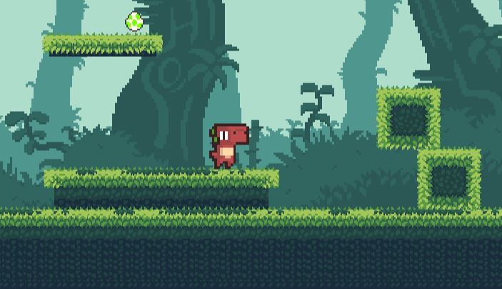 Dino Forest Game