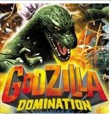 Godzilla Domination! Game