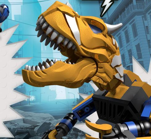 Transformers Feed Grimlock Game