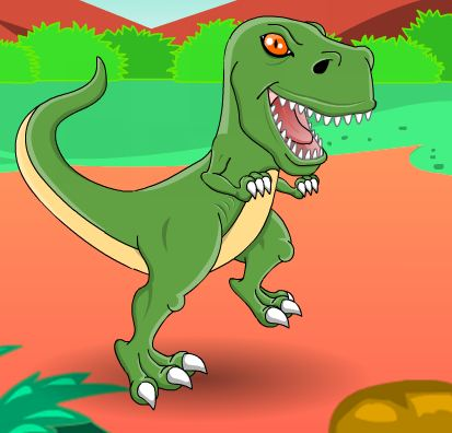 My Dinosaur Online Game