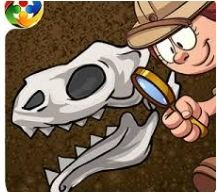 Gold Mine Jurassic Dig Game