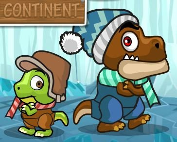 Dino Ice Age 2 Game