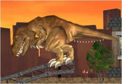 Dinosaur Games Mobile 2017 Game