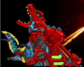 Difference Find Robot Dinosaur Game