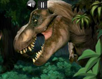Dinosaur Forest Escape Game