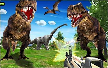 Survival: Dinosaur Hunter Game