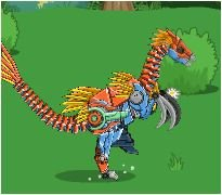 Dinosaurs Fights Robots Game